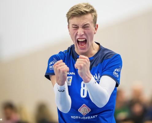 Foto: Robert BomanGrand Prix volleyboll i fyrishov.