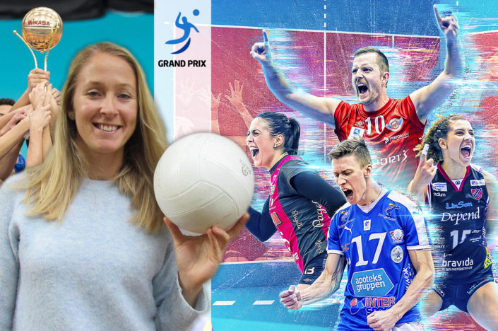 Grand Prix Volleyboll 2019